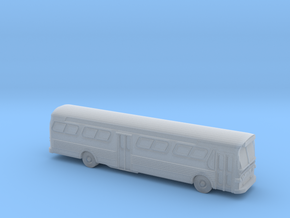 GM FishBowl Bus - HOscale in Frosted Ultra Detail