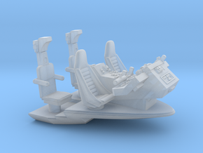 YT1300 REBELL 1/275 COCKPIT in Smooth Fine Detail Plastic