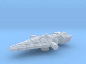 Orion (KON) Frigate in Smooth Fine Detail Plastic