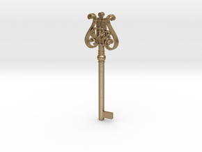 PIANOKEY CMP in Polished Gold Steel