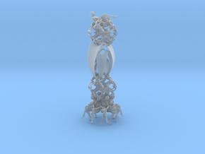 Said Koubaa Math Lamp in Smooth Fine Detail Plastic