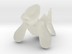 3DApp1-1427256087085 in Transparent Acrylic