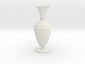 Amphora in White Strong & Flexible