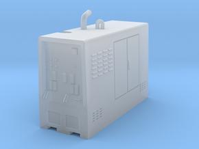 1/64 Generator/Welder Big Blue 500 in Smooth Fine Detail Plastic