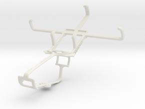 Controller mount for Xbox One & Asus PadFone X min in White Natural Versatile Plastic