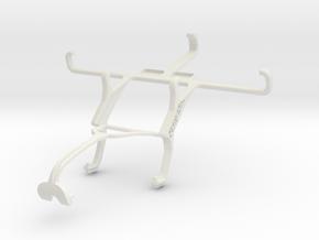 Controller mount for Xbox 360 & BLU Life Pure Mini in White Natural Versatile Plastic
