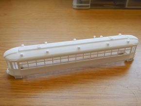 CNSM 150-164 HO Scale in White Natural Versatile Plastic