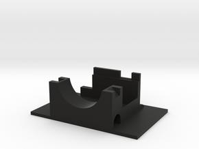 Fatshark 600tvl - Super Simple Holder in Black Natural Versatile Plastic