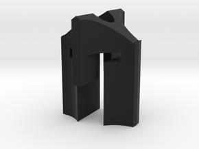Ingenious Spartan Rottis-trug in Black Natural Versatile Plastic