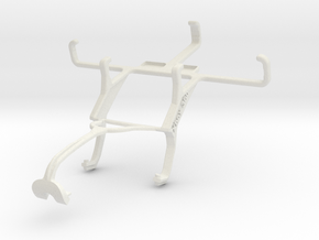 Controller mount for Xbox 360 & Maxwest Orbit 330G in White Natural Versatile Plastic