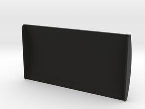 1:32 3m Schiebeschild K700A in Black Natural Versatile Plastic: 1:32