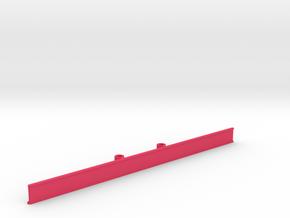 ZMR250 Bumper V7.1 - 150mm in Pink Processed Versatile Plastic