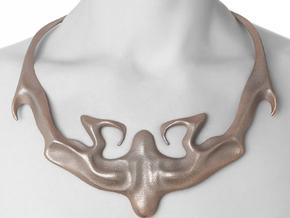 Kimberly Ovitz - Prosoma Necklace in Black Natural Versatile Plastic