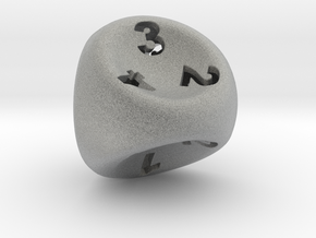D4 in Metallic Plastic