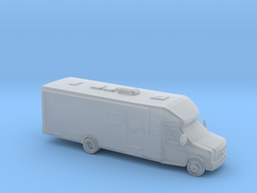 1/87 Ford E Series RV in Smooth Fine Detail Plastic