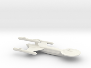 USS Ocean in White Strong & Flexible