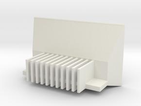 ppk_usb Palm V top piece in White Natural Versatile Plastic