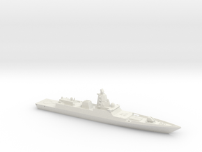 Admiral Gorshkov 1/600 in White Strong & Flexible