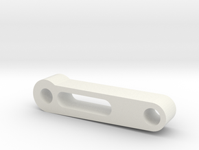 VSR/Bar-10 TDC Hop Up Arm V2 in White Natural Versatile Plastic