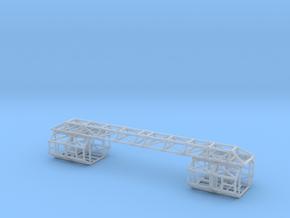 """12"""" Eagle Model Spine/Framework Upgrade! in Frosted Ultra Detail"""