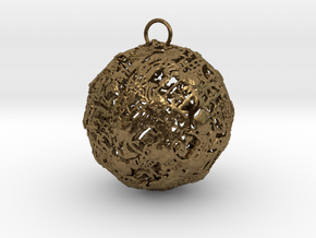 Invisible Ball in Natural Bronze
