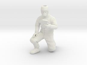 Clean Room Workman Nr. 1 / 1:20 in White Natural Versatile Plastic