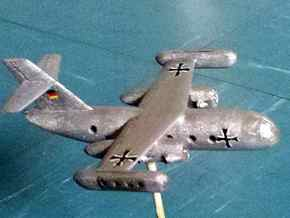 1/300 Dornier Do 31 VTOL Transport in White Strong & Flexible