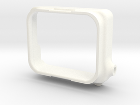 AEE S70 adaptater chamber diving  for dome filter  in White Processed Versatile Plastic