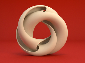 Crossing Torus II in Natural Sandstone