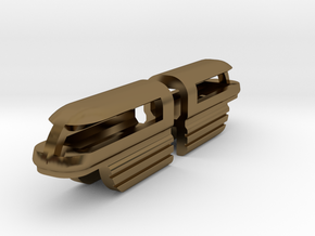 Monorail 1 in Polished Bronze