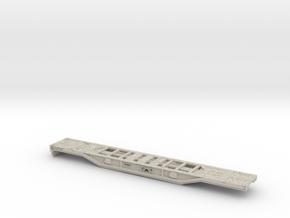 Cargo Spinter Wagenkasten ohne Motor_v2 TT 1:120 in Natural Sandstone