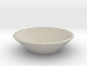 Small Bowl in Natural Sandstone