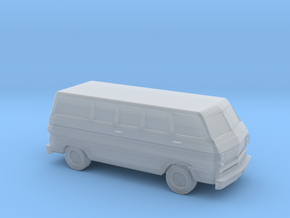 1/87 1964-70  Dodge A 100  in Smooth Fine Detail Plastic
