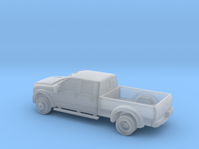 1(87 2010 Ford F 3500 K Ranch  in Smooth Fine Detail Plastic