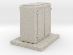Signal Relay[OO/HO scale] in Natural Sandstone