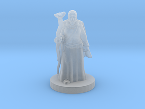 Odvald Of Kelifell in Smoothest Fine Detail Plastic