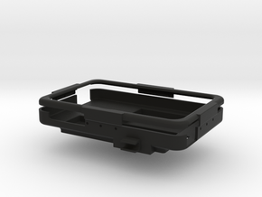 No. 11 - ToughPad Case w/ Center Mount in Black Strong & Flexible