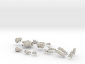 Tinkerbot 2 in Natural Sandstone