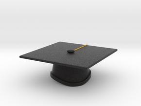 Graduation Cap in Full Color Sandstone