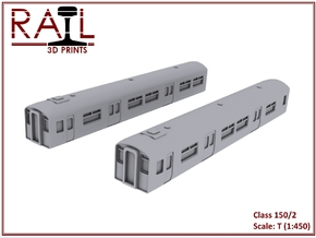 T Scale Class 150/2 in Smoothest Fine Detail Plastic