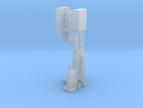 1/64 Dura-Chain Ally scraper power unit ( L Base ) in Smooth Fine Detail Plastic