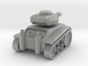 Panzer 68' in Metallic Plastic