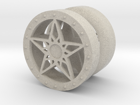 LoneStar YoYo in Natural Sandstone