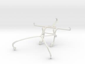 Controller mount for Shield 2015 & Samsung I9506 G in White Natural Versatile Plastic