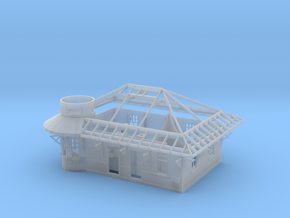 CNR & CPR Don Station (HO Scale) in Smooth Fine Detail Plastic