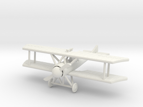 Morane-Saulnier BB 1:144th Scale in White Strong & Flexible