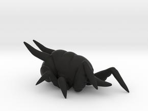 large  Weta in Black Natural Versatile Plastic