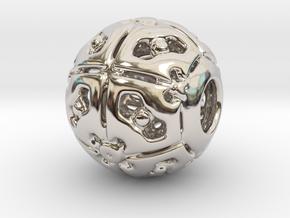 PA CharmV1D14SE712 in Platinum