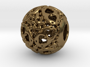 PA CharmV1D14SE66 in Polished Bronze