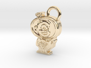 MELTCharm in 14K Gold